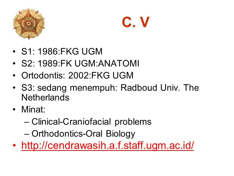 Sukses perawatan dengan plat aktif ortodontik tergantung pada 1.