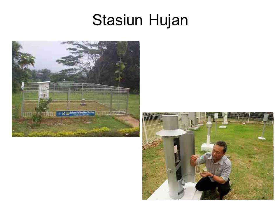 Stasiun Hujan