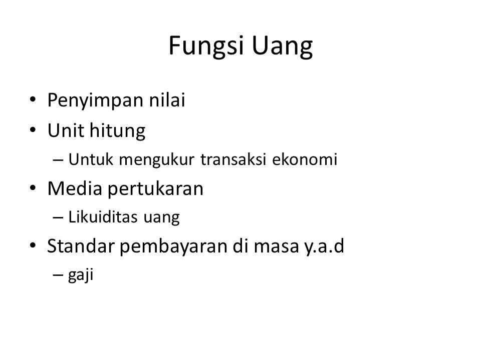 Suku Bunga Tipe-tipe Suku Bunga Ada 2 tipe suku bunga, yaitu : 1.