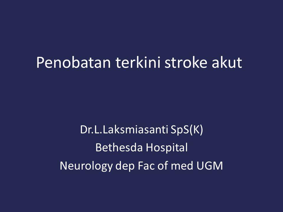 12 Emergency Diagnostic Studies Anticoagulants dan fibrinolytic agents harus siap sp dipastikan CT menunjukkan tak ada perdarahan.