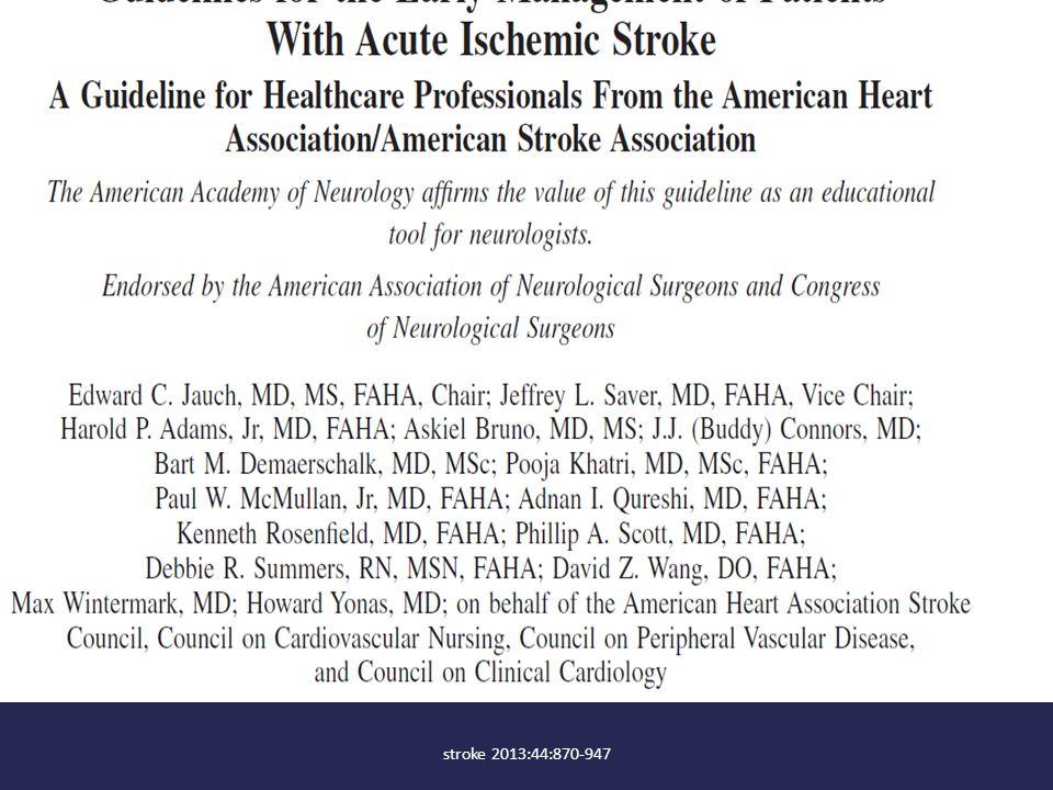 4 Tujuh tindakan berantai untuk survival dan penyembuhan stroke Pre-arrival: Post-arrival: 1.Detection 4.