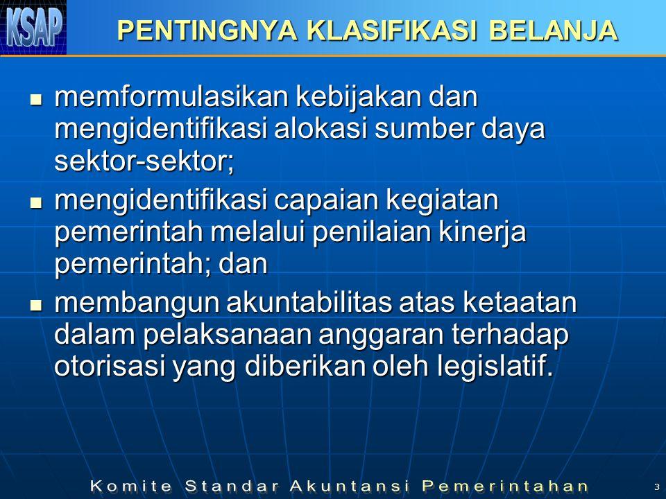 14 Hibah adalah pengeluaran pemerintah dalam bentuk uang/barang atau jasa kepada pemerintah atau pemerintah lainnya, perusahaan daerah, masyarakat, dan organisasi kemasyarakatan, yang secara spesifik telah ditetapkan peruntukannya, bersifat tidak wajib dan tidak mengikat, serta tidak secara terus menerus.