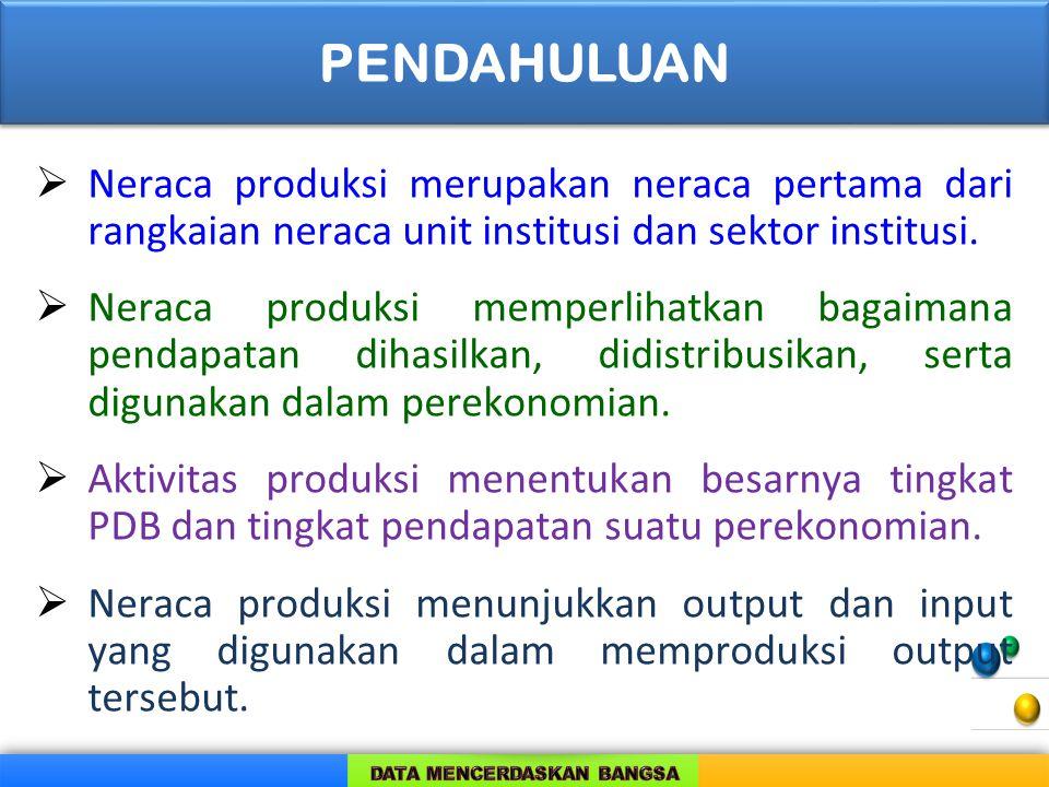 Output Pasar terdiri dari output yang ditujukan untuk dijual pada harga yang siginifikan secara ekonomi.