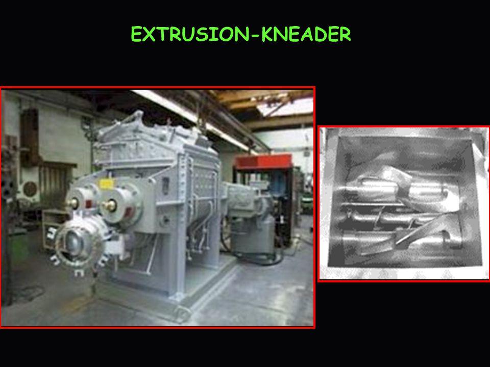 Dispersion kneader