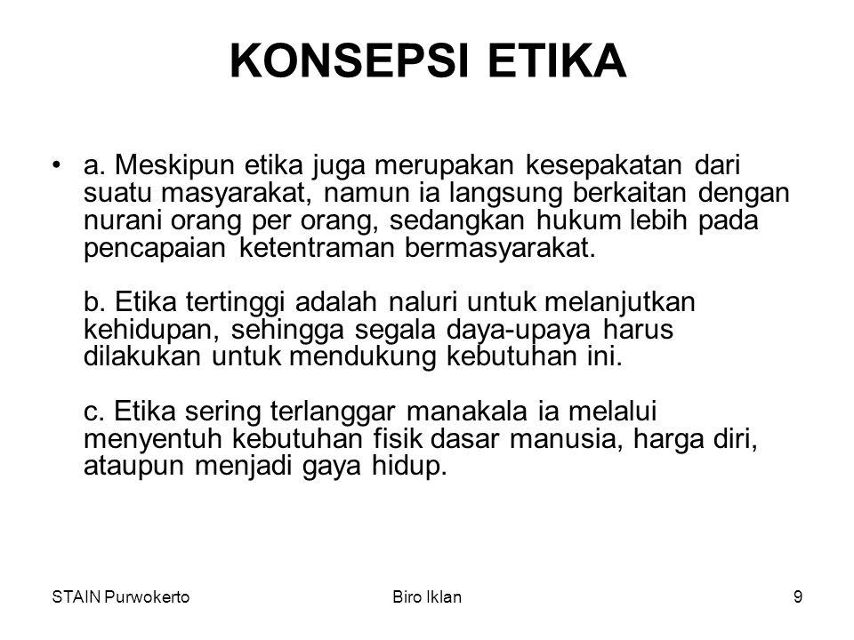 STAIN PurwokertoBiro Iklan10 d.