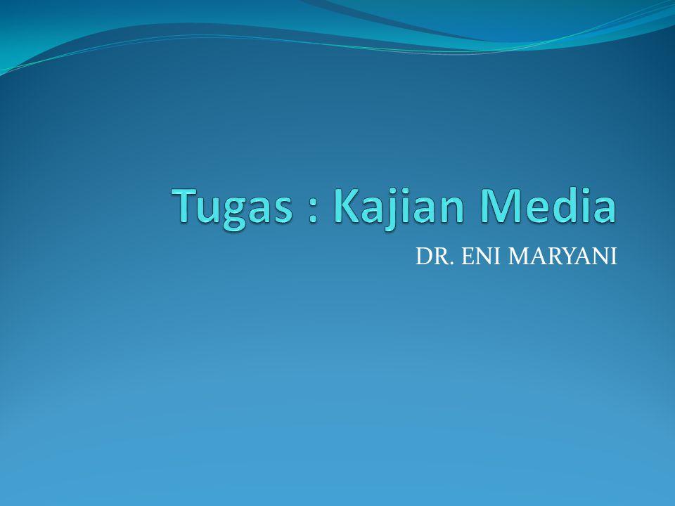 DR. ENI MARYANI
