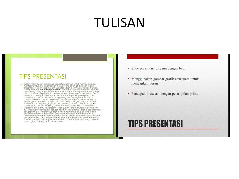 TULISAN