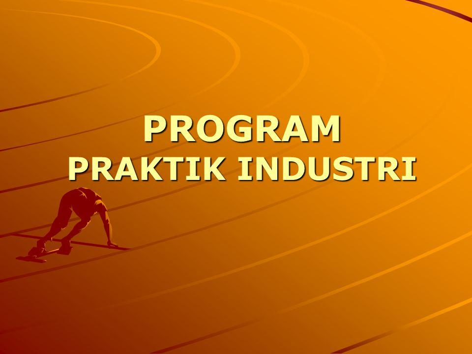 PEMBIMBING PRAKTIK INDUSTRI  Pembimbing Industri adalah orang dari industri yang ditunjuk oleh pimpinan industri untuk membimbing mahasiswa yang melaksanakan Praktik Industri.