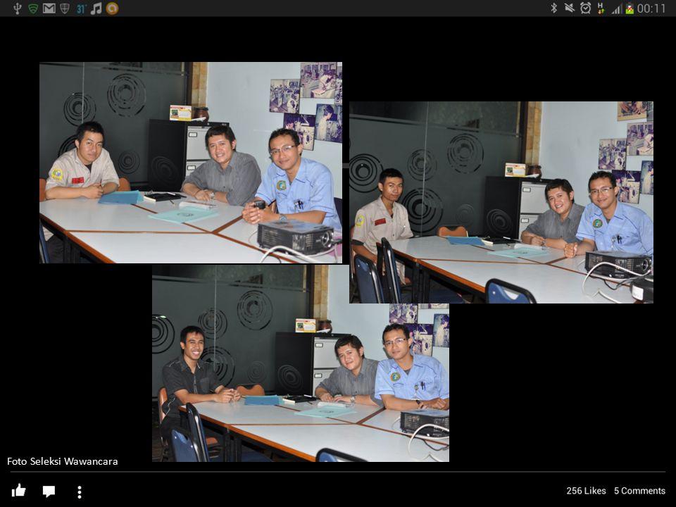 Foto Seleksi Wawancara