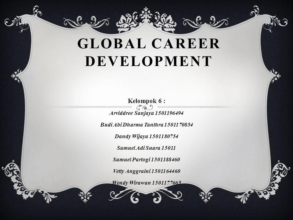 GLOBAL CAREER DEVELOPMENT BY MR.KAZUAKI ODA Kazuaki ODA Executive Officer at SLOGAN Inc.