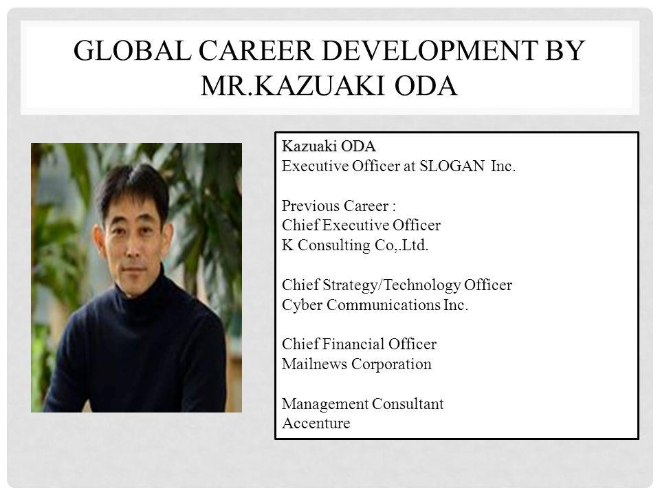OBJECTIVE Introduction : -Pengertian global karir -Tujuan dan manfaat isi : -Prinsip -Tahapan dan langkah-langkah -Kelebihan dan kekurangan -Faktor -Jenis karir -Contoh perusahaan Penutup : -Simpulan dan saran -Resource -Q&A