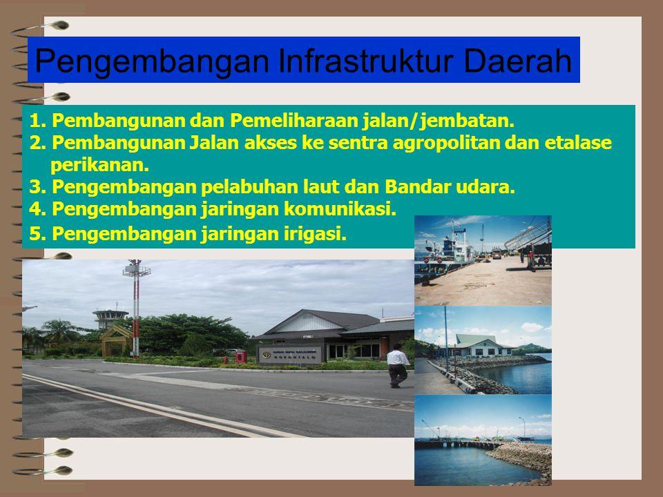  Pengembangan Ekonomi Kelautan dengan Sasaran Peningkatan Kinerja Sektor Perikanan dan Pengembangan Wilayah Pesisir.  Pemberdayaan kelembagaan sos
