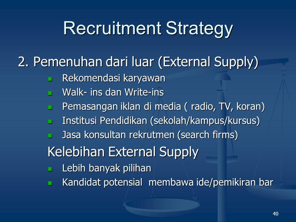 39 Recruitment Strategy 1.