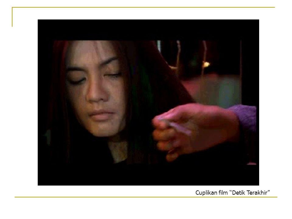 """Cuplikan film """"Detik Terakhir"""""""