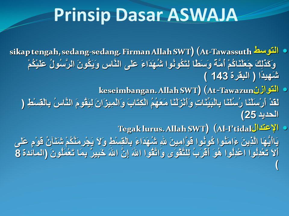 """Ahlussunnah Wal Jama'ah Syaikh Abdul Qodir al-Jilani: """"Yang dimaksud dengan al-Sunnah adalah apa yang telah diajarkan oleh Rasûlullâh SAW (meliputi uc"""