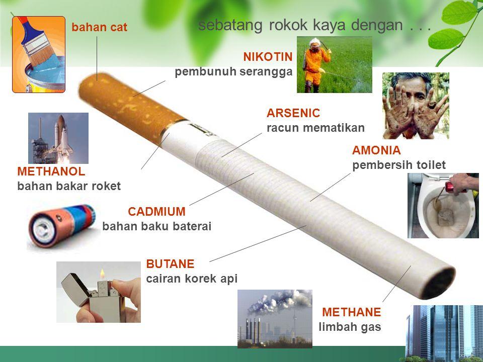 Rokok halal atau haram?