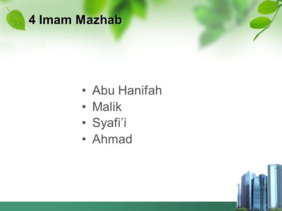 TARJIH punya semua syarat mujtahid pakai kaidah istimbath imamnya mentarjih perbedaan dlm mazhab tokoh Alqaduri Al'allamah Khalil An-Nawawi – Arrafi'i Almardawi - Albaghdadi hanafi maliki syafi`i hambali 4