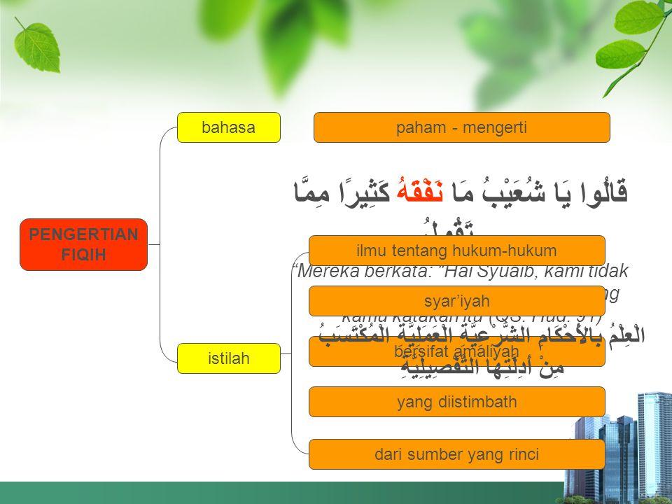 7 Istihadhah menu pengertian bentuk hukum thaharah