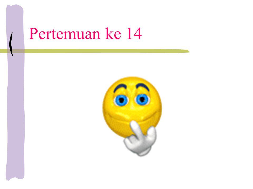2.Kejadian bahwa A atau B atau keduanya terjadi berarti sama dengan munculnya salah satu titik contoh di dalam A  B.