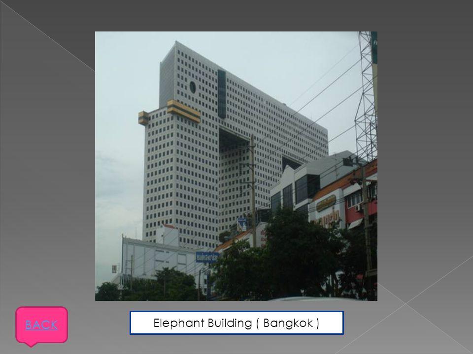 Elephant Building ( Bangkok ) BACK