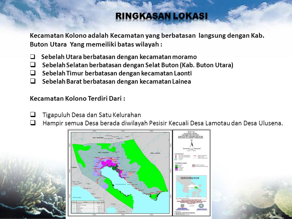 BAB I. PENDAHULUAN A.Latar Belakang Perairan Pantai Indonesia Rumput Laut (E. cottonii) Nilai Ekonomis Perairan Pantai Lakeba Metode Budidaya Keuntung