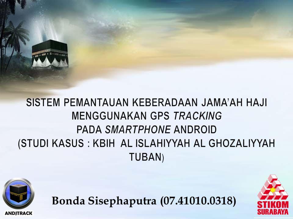 Bonda Sisephaputra (07.41010.0318)