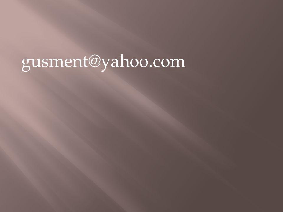 gusment@yahoo.com