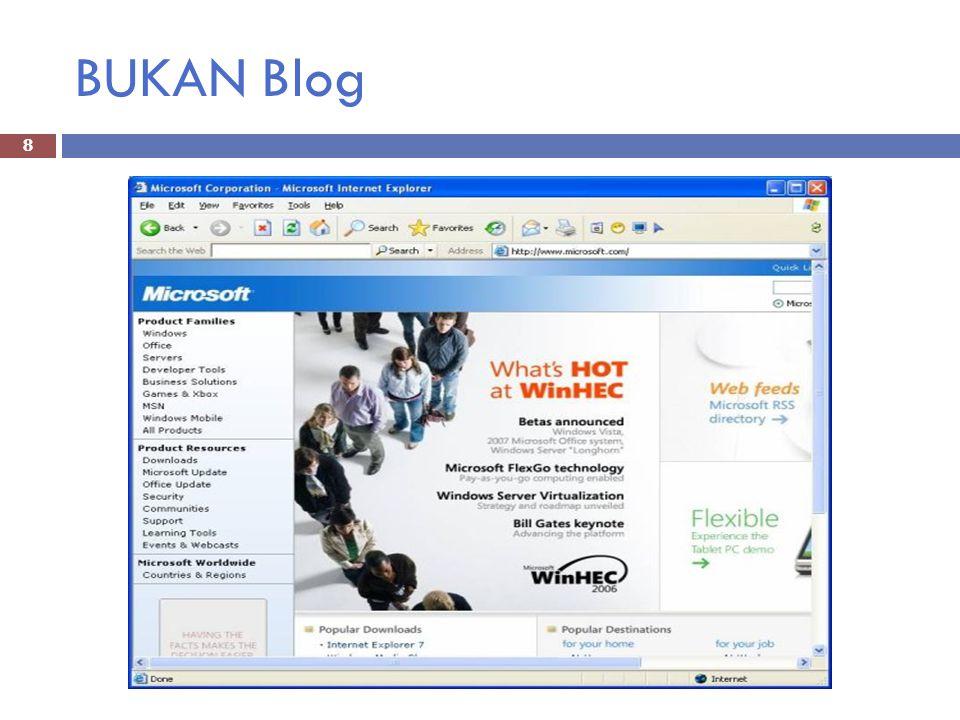 BUKAN Blog 8