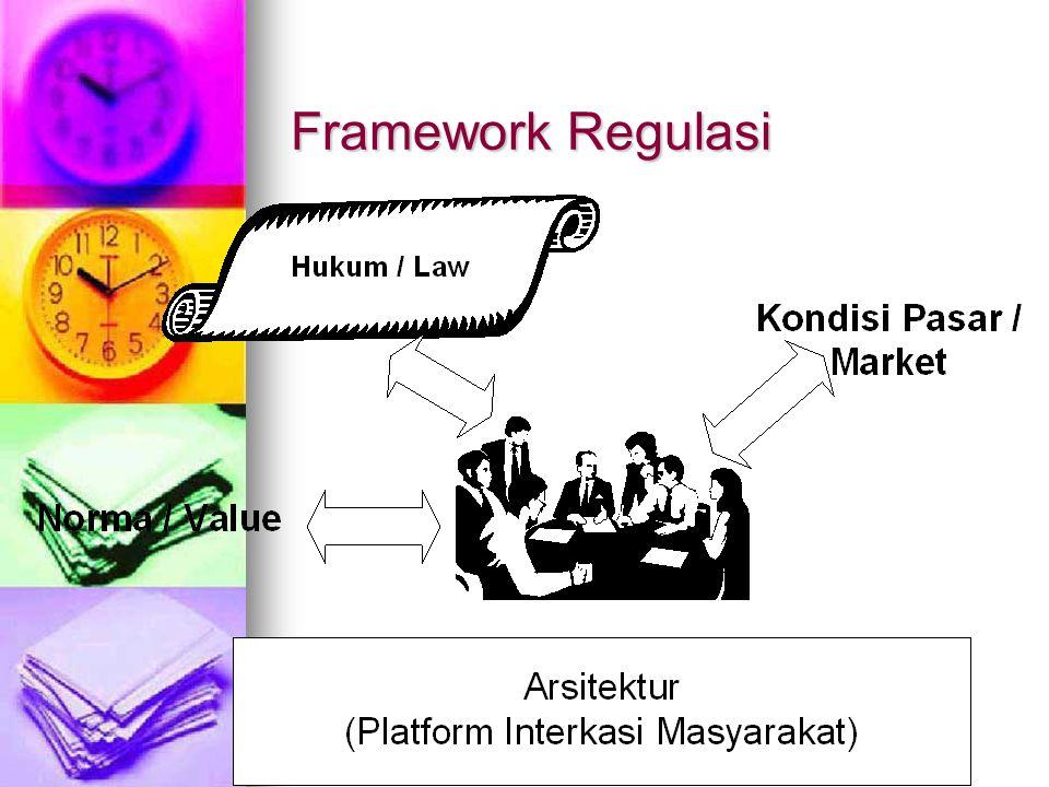 Framework Regulasi