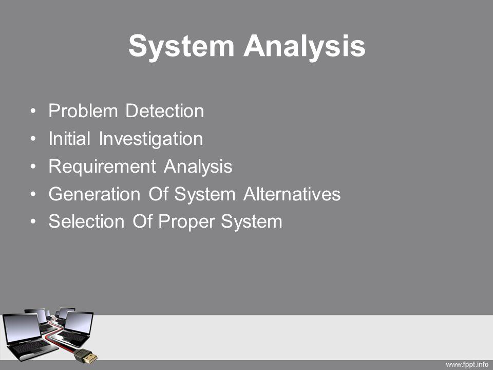 System Design Output Design Input Design File Design