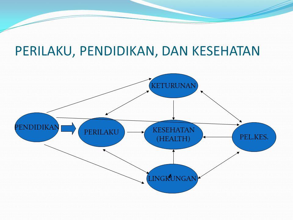 PERILAKU PENCARIAN PENYEMBUHAN (HEALTH SEEKING BEHAVIOR) 1.