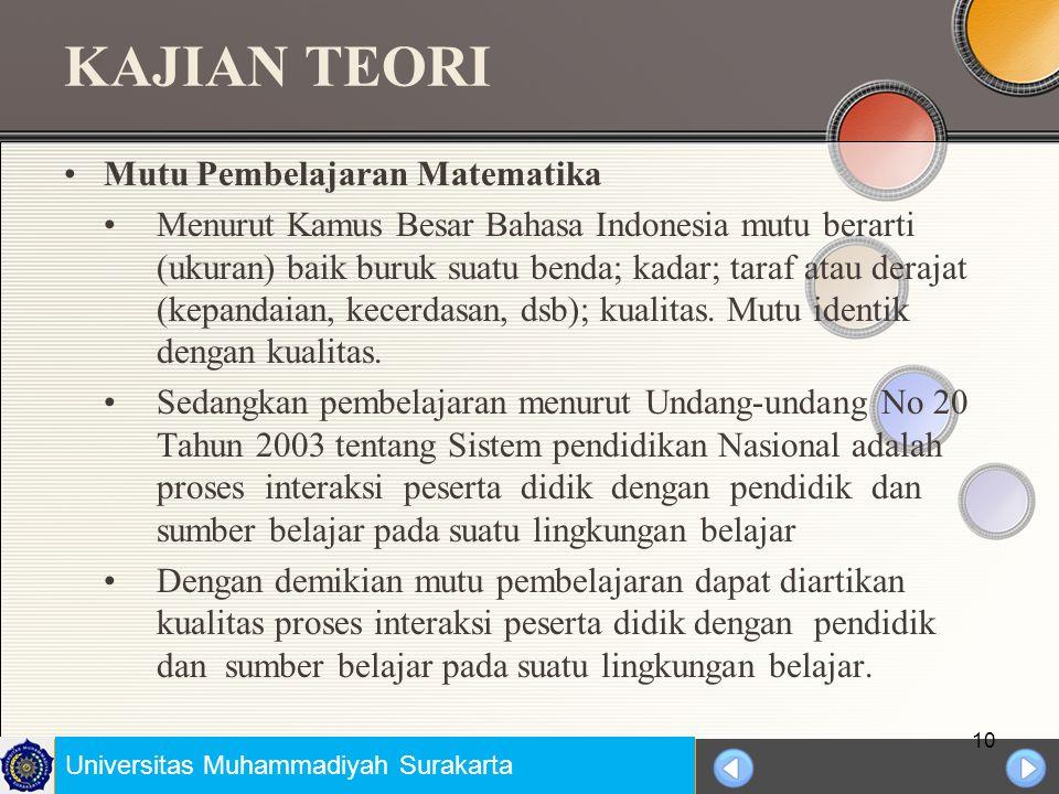 Universitas Negeri Jakarta Manfaat Penelitian Berdasarkan pada tujuan penelitian di atas maka hasil penelitian ini diharapkan dapat bermanfaat: Bagi guru matematika hasil penelitian ini diharapkan dapat memberikan pengayaan kemampuan khususnya kompetensi profesional dalam melaksanakan tugas penilaian sehingga mampu meningkatkan kemampuan dan daya kritis siswa.