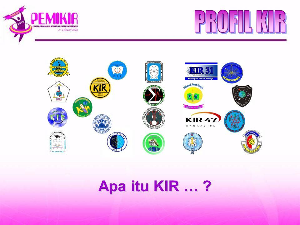 Apa itu KIR … ?