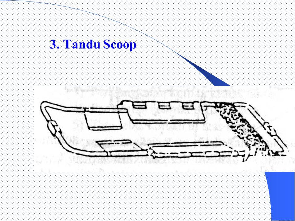 2. Tandu Pole & Kanvas