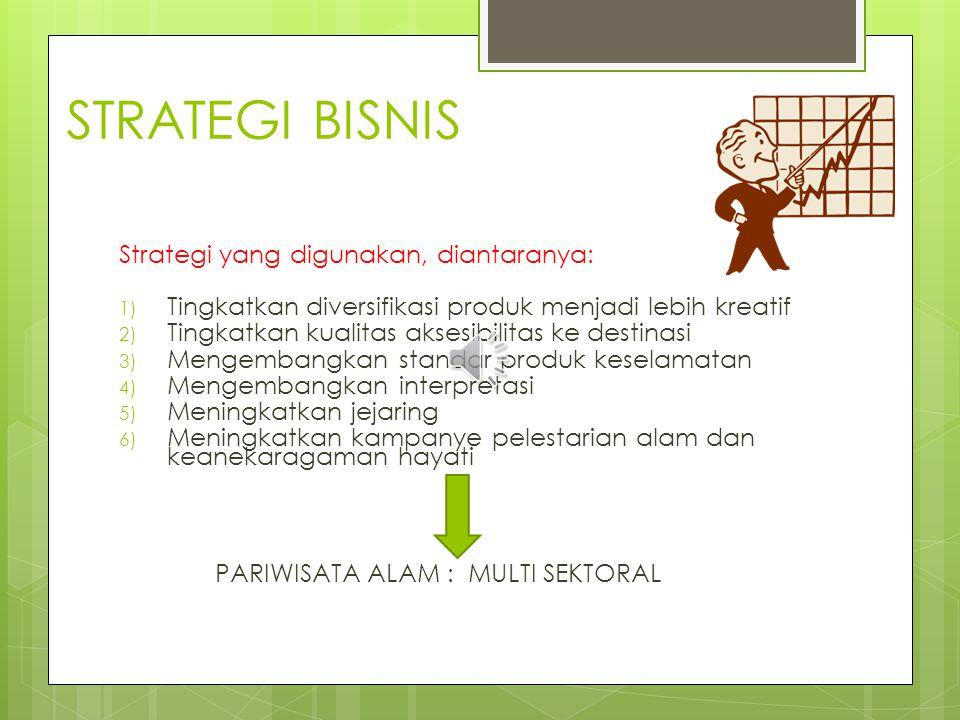 Tim bisnis Bisnis ini di bawah pengawasan oleh menteri pariwisata indonesia, dan di kepalai oleh bpk. Arif selaku owner dan sekaligus direktur utama m