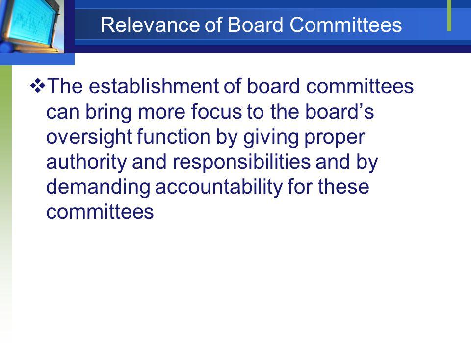 Kepmen BUMN Nomor: KEP- 117/M-MBU/2002  Komisaris/Dewan Pengawas BUMN dapat mempertimbangkan untuk membentuk Komite lain yang terdiri dari Komite Nominasi, Komite Remunerasi, serta Komite Asuransi dan Resiko Usaha guna menunjang pelaksanaan tugas Komisaris/Dewan Pengawas.