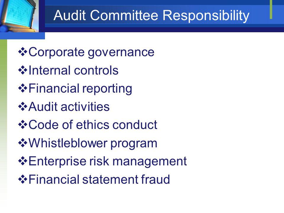 Kepmen BUMN Nomor: KEP- 117/M-MBU/2002  Kewajiban pembentukan komite audit di BUMN berlaku untuk:  BUMN yang mempunyai kegiatan usaha di bidang Asuransi dan Jasa Keuangan Lainnya;  BUMN yang menjadi PT Terbuka;  BUMN yang berada dalam persiapan privatisasi; dan  BUMN yang asetnya bernilai sekurang- kurangnya Rp.