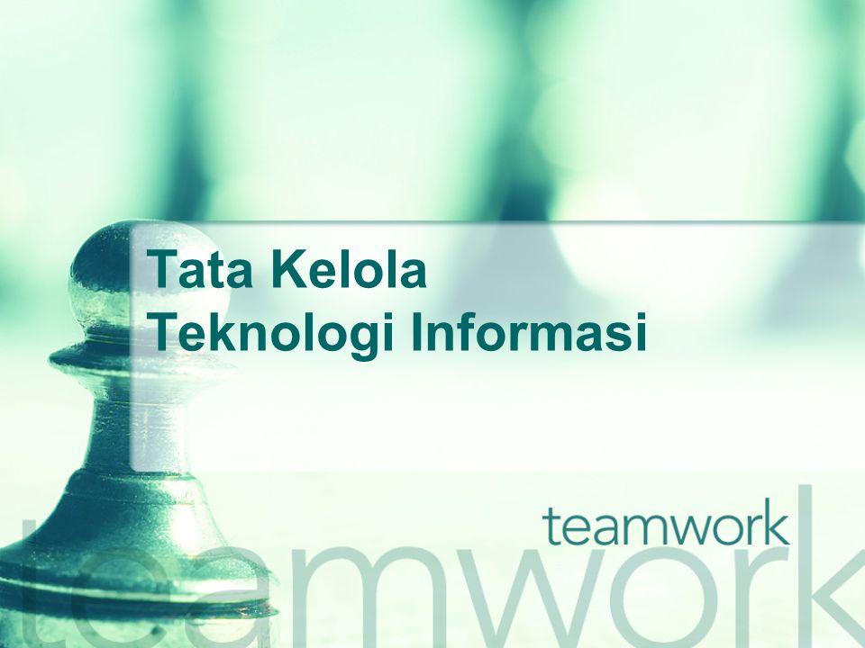 Definisi tata kelola TI adalah suatu cabang dari tata kelola perusahaan yang terfokus pada Sistem/Teknologi informasi serta manajemen Kinerja dan risikonya.