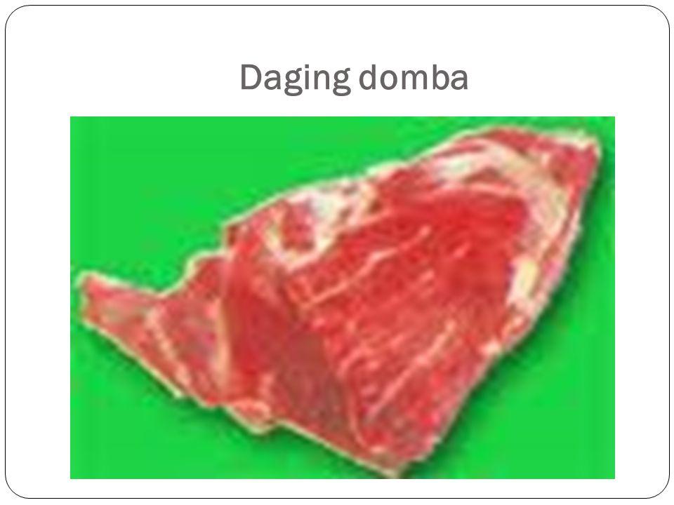 Daging domba