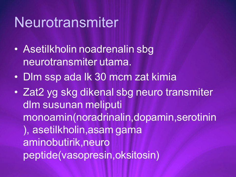 NEURALGIA DAN NEURITIS Neuritis: peradangan pada syaraf Neuralgia: rasa nyeri pada syaraf tanpaperubahan patologi