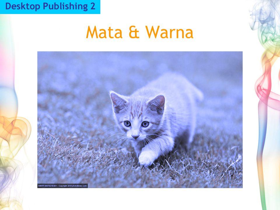 Mata & Warna Desktop Publishing 2