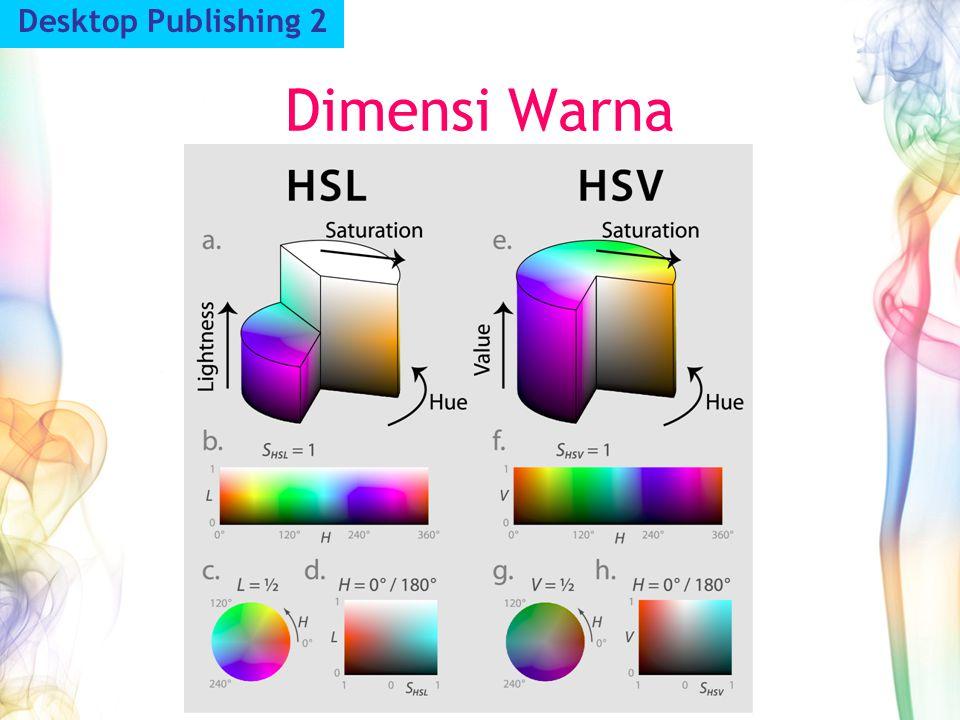 Dimensi Warna Desktop Publishing 2