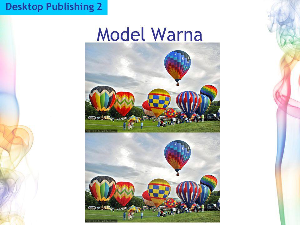 Model Warna Desktop Publishing 2