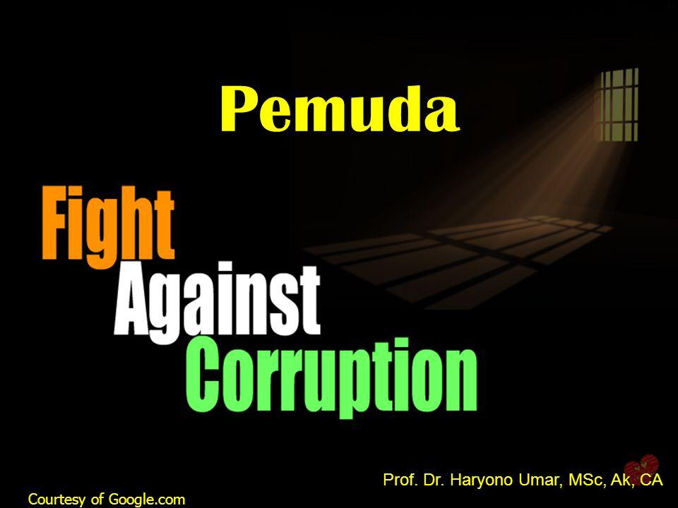 Pemuda Courtesy of Google.com Prof. Dr. Haryono Umar, MSc, Ak, CA