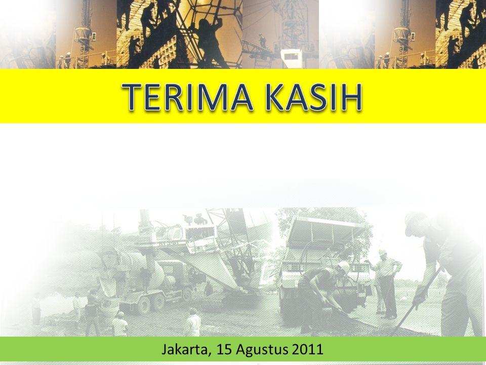 Jakarta, 15 Agustus 2011
