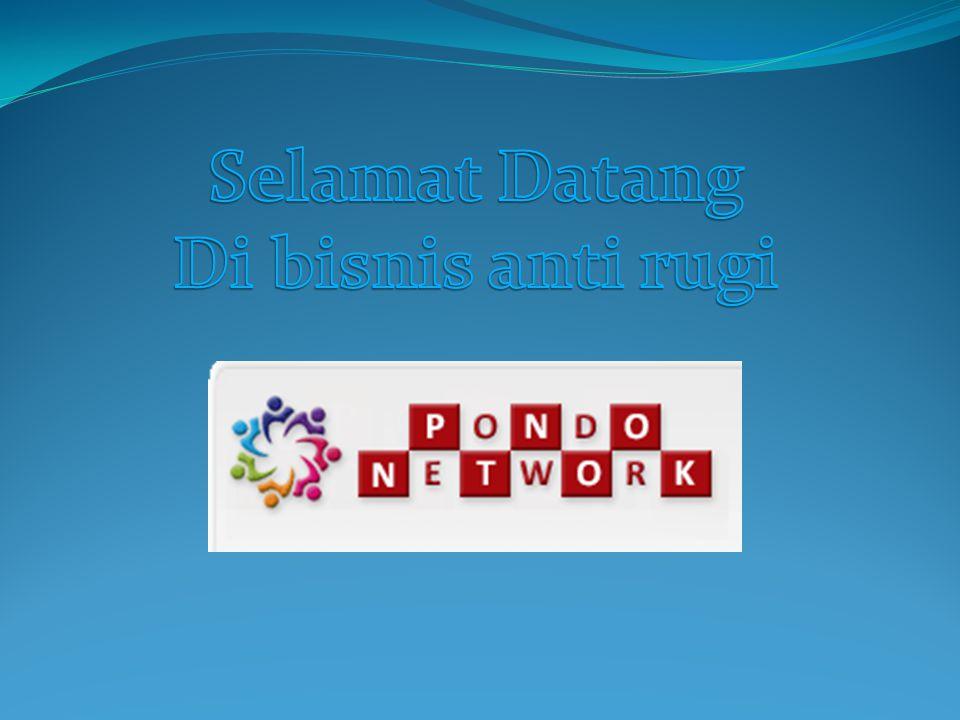 1.Dapat Fasilitas Iklan Premium Online di beberapa situs Iklan Pondo.