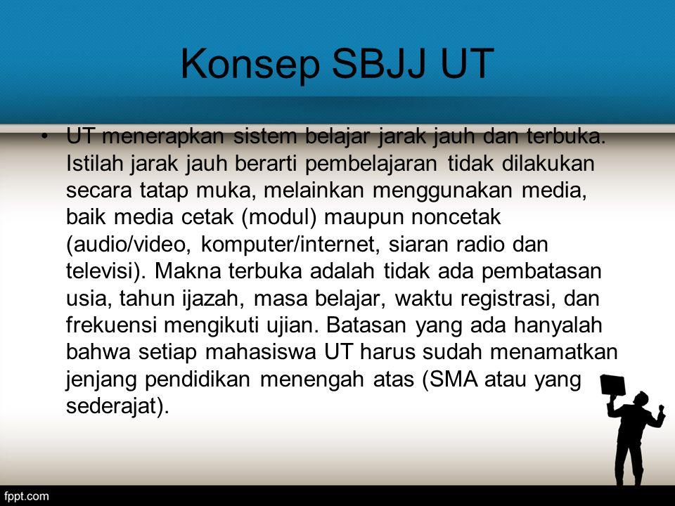 Hakekat Praktek SBJJ Pada prakteknya PJJ masih menggunakan aturan-aturan yang mengurangi keterbukaan.