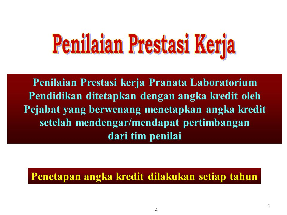 Jabatan Fungsional PLP terdiri Jenjang jabatan tingkat terampil – PLP Pelaksana; – PLP Pelaksana Lanjutan; dan – PLP Penyelia. Jenjang jabatan tingkat