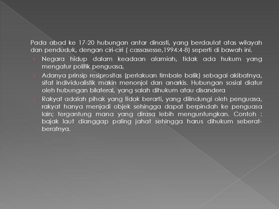 Penjelasan umum nomor IV UUD 1945, › Negara Indonesia berdasarkan atas hukum dan tidak berdasarkan kekuasaan belaka.