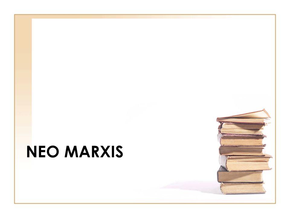 NEO MARXIS